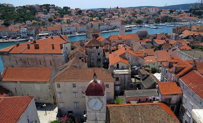 Historyczne miasto Trogir